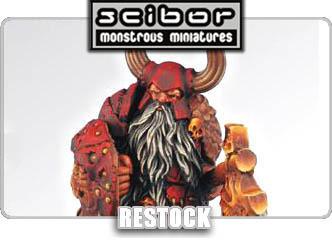 Scibor Monstrous Miniatures!