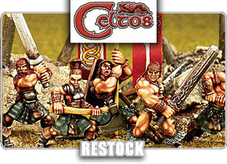 Celtos Miniatures!