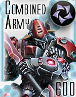 600 Series - Combined Armies