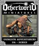 DA Series - Dungeon Adventurers - Otherworld Miniatures