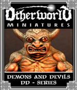DD Series - Demons & Devils - Otherworld Miniatures