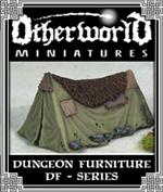 DF Series - Dungeon Furniture - Otherworld Miniatures