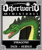 DGN Series - Dragons - Otherworld Miniatures