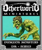 DM Series - Dungeon Monsters - Otherworld Miniatures