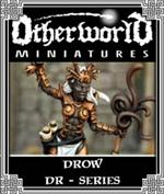 DR Series - Drow - Otherworld Miniatures