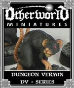 DV Series - Dungeon Vermin - Otherworld Miniatures