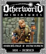 HH Series - Henchmen & Hirerlings - Otherworld Miniatures