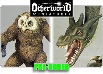 Otherworld Miniatures!