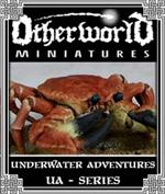 UA Series - Underwater Adventures - Otherworld Miniatures