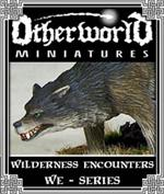 WE Series - Wilderness Encounters - Otherworld Miniatures