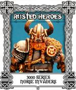 3000 Series - Norse Invaders - Rusted Heroes