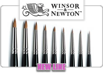 Winsor and Newton Series 7 Brushes!