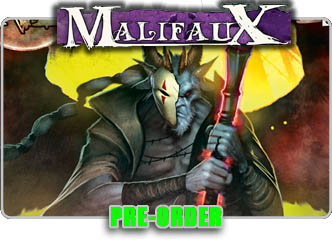 Malifaux by Wyrd Miniatures!