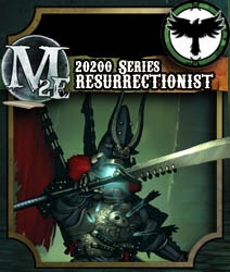 Resurrectionist - Wyrd Games