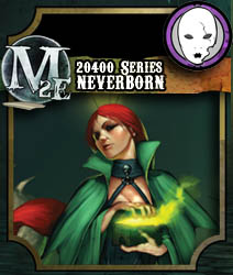 Neverborn - Wyrd Games
