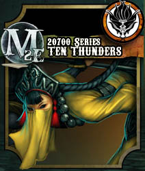 Ten Thunders - Wyrd Games