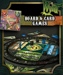 Board & Card Games - Wyrd Games