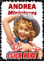Andrea Miniatures Store!