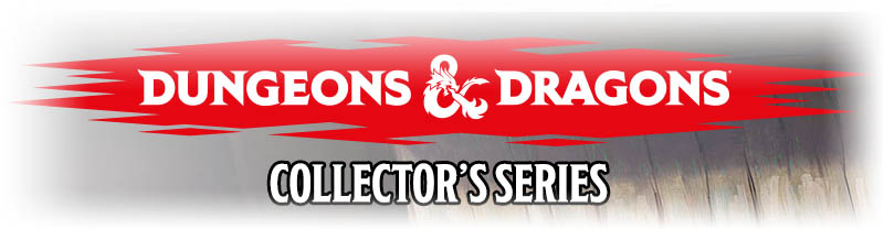 Dungeons and Dragons Collectors Series Miniatures!