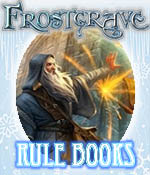Rule Books & Accessories - Frostgrave