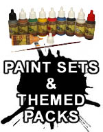 Paint Sets & Themed Packs Store