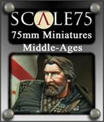 Middle Ages 75mm - Scale75