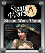 Steam Wars 75mm - Scale75