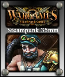 War Games Steampunk