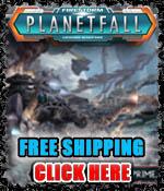 Planetfall - Spartan Games!