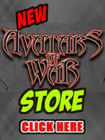 Avatars of War Store!