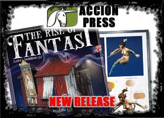 Rise of Fantasy Book!