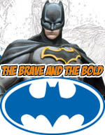 The Brave and the Bold - Batman Miniature Game