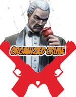 Organized Crime - Batman Miniature Game