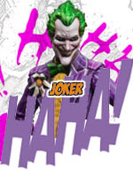 Joker - Batman Miniature Game
