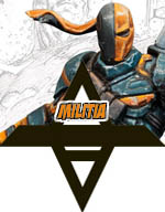 Militia - Batman Miniature Game