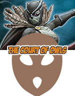 The Court of Owls - Batman Miniature Game