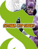 Gotham City Sirens - Batman Miniature Game