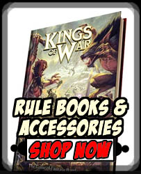 Rule Books & Accessories - Kings of War