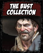 The Bust Collection 165mm - Andrea Miniatures