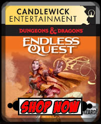 Books - D&D Endless Quest Books