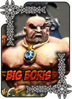 Big Boris - Heresy Miniatures
