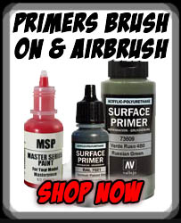 Primers Airbrush & Brush-On