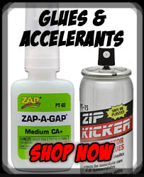 Glues & Accelerants