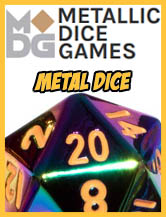 Metal Dice - MDG