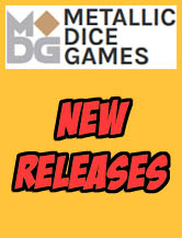 New Releases - Metallic Dice Games