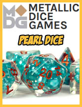 Pearl Dice - MDG