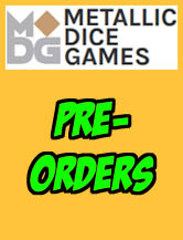 Pre-Orders - Metallic Dice Games