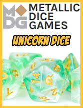 Unicorn Dice - MDG