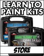 Master Series Paints - Learn to Paint Kits