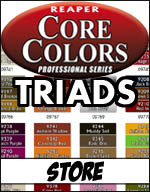 Master Series Paints - Triads